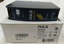 PULS CS3.241 DIN Rail Panel Mount Power Supply