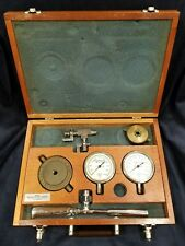 Vintage Beacon Gages With Fittings