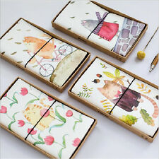 """""""Riceroll Cat"""" 1pc Planner Agenda Notebook Study Diary Travel Journal PU Leather"""