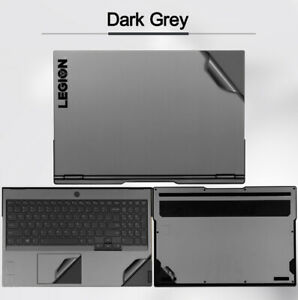 Anti Scratch Carbon Black Vinyl Skin Sticker Cover for Lenovo Legion 7 16'