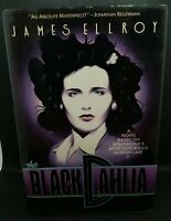 James Ellroy - The Black Dahlia - 1987 First Edition Hard Cover