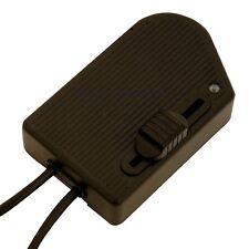 Varialuce dimmer da tavolo o pavimento RELCO RT 81 60-300 watt nero