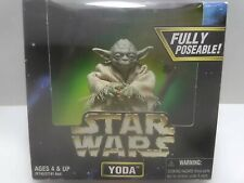 """1997 STAR WARS 12"""" YODA Kenner Action Collection.  New Never Opened!  Super Nice"""