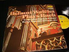 BACH°TOCCATA<>HELMUT WALCHA<>LP Vinyl~Canada Pressing<>DEUTSCHE DGG 2535126