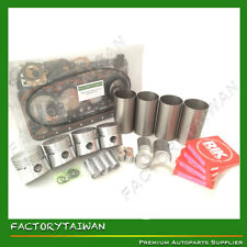 Overhaul Kit Set STD for KUBOTA V1702 - L2850DT L2850F L355SS KH90