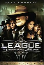 The League of Extraordinary Gentlemen (DVD, 2003, Full Frame )
