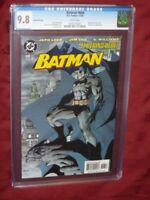 Batman #608 CGC 9.8 2nd print       Classic Jim Lee cover!