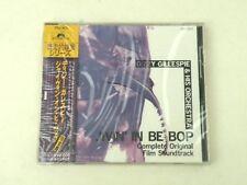 DIZZY GILLESPIE - JIVIN' IN BE BOP - CD OST JAPAN 1990 POLYDOR W/OBI - NEW!NUOVO