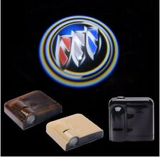 2x 5W Wireless Car LED door Projector Logo ghost shadow laser light for Buick