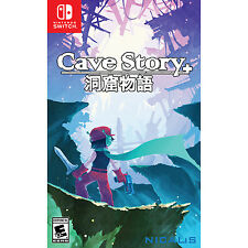 Cave Story+ (Nintendo Switch) BRAND NEW & FACTORY SEALED ! nsw plus