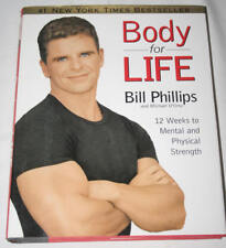 Body for Life hardback in dust jacket book Bill Phillips