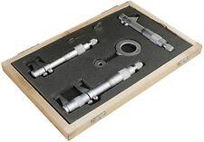 Innenmeßschrauben Innenmikrometer 5-75 mm NEU Satz + Einstellmaße 5mm + 25mm