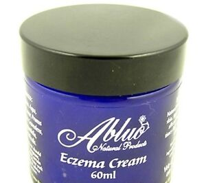 Abluo Eczema Cream 60ml- Soothing Natural Treatment With Essential Oils