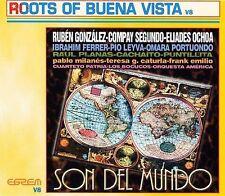 FREE US SHIP. on ANY 2 CDs! ~LikeNew CD Various Artists: Son del Mundo Import