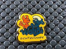 pins pin tintin bd SCHTROUMPF WALIBI