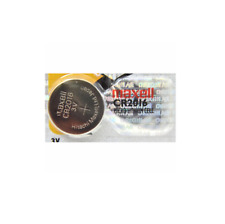 MAXELL HOLOGRAM CR2016 LITHIUM MANGANESE DIOXIDE BATTERY