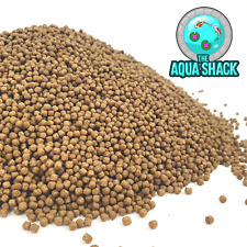 Small Wheatgerm Pond Pellets Floating- Winter Fish Food Koi Goldfish Tench Carp