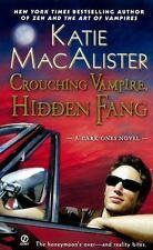 Crouching Vampire Hidden Fang Katie Macalister Paperback Dark Ones Series book 7