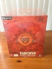 FAR CRY 4 KYRAT EDITION PC BRAND NEW!!