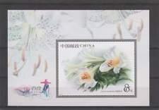 China postfris 2003 MNH block 110 - Bloemen / Flowers (S1687)
