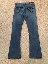 Rock & Republic Kasandra Jeans WOMENS size 6 (MEASURED 30X31) (2703)