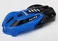TRAXXAS 6612 Cappottina Blu ALIAS/CANOPY ALIAS BLUE TRAXXAS