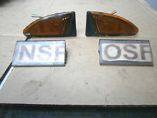 SUBARU LEGACY 1995 MK2 FRONT WING INDICATOR SIDE MARKER REPEATER LIGHT ,1 ONLY