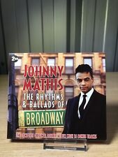 Johnny Mathis-The Rhythms and Ballads of Broadway CD