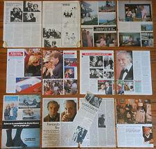 FERNANDO REY coleccion prensa 1970s/90s 51 fotos cine español actor revista