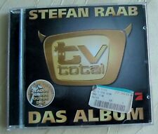 CD Stefan Raab TV Total Das Album 2 CD's