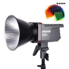 Aputure Amaran 200X Bicolor 2700-6500K LED Video Light App Control DC/AC Powered