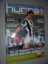 Vive Boy' Juventus FC N°3 Mars 2009 Tiago + Affiches Printemps Viareggio