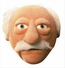 Waldorf from The Muppet Show Official Single Fun Disney CARD Party Face Mask