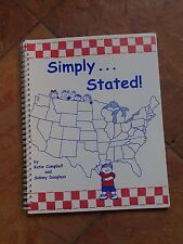 SIMPLY STATED HOMESCHOOL HISTORY PROGRAM GEOGRAPHY AMERICA