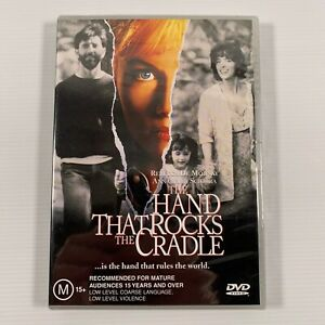 The Hand That Rocks The Cradle (DVD, 2003) 1992 movie Region 4 new sealed