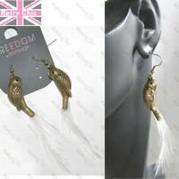 Topshop Embossed Gold Clamp Bangle Bracelet Premium BNWT RRP £30 Cuff Statement