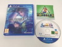 Final Fantasy X / X-2 HD Remaster PS4 PAL