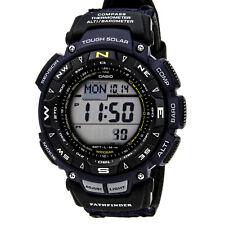 Casio PAG240B-2 Para hombres Reloj Correa Pathfinder Triple Sensor