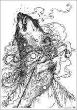 Mac Wants the Flamethrower Richey Beckett The Thing Print Poster Giclee Mondo