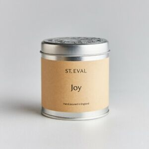 St Eval Candle Company Scented Tin Candle Joy