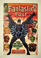 Fantastic Four #46 (Marvel Comics, 1966) 1st Appearance of Black Bolt FN+