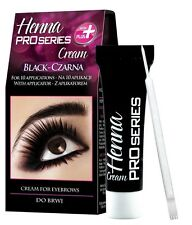 VERONA PRO SERIES HENNA CREME FÜR EYEBRWS TÖNUNG BRAUN /SCHWARZ -10applications