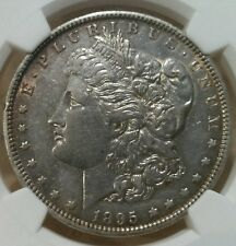 1895 O MORGAN DOLLAR IN AU DETAILS BY NGC!!!!!