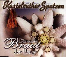 Kastelruther Spatzen Die weiße Braut der Berge (1998) [Maxi-CD]