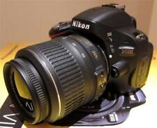 Nikon D5100 16.2 MP Digital SLR Camera With 18-55mm VR Lens (2 LENSES)