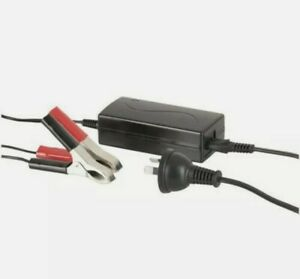 Automatic SLA Battery Charger 6V/12V/24V 1.2A Battery Safe No Over-charging