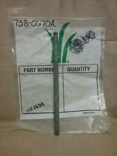 New Genuine MTD Shaft 738-0670A