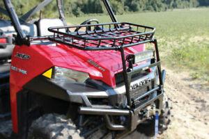 Seizmik Front Storage Hood Rack Pro-Fit Polaris Ranger XP900 570 1000