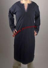 Medieval Celtic Viking Tunic Full Sleeves 5 Colors renaissance Surcoat Sca LarpM