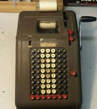 CLASSIC L.C. SMITH & CORONA TYPEWRITER INC. VINTAGE 77 KEY USED ADDING MACHINE